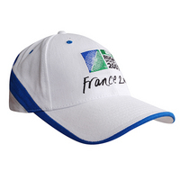 Casquette Coupe du Monde 2007 blanc - Junior